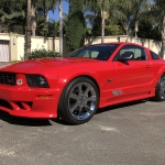 Saleen Supercharged Manual
